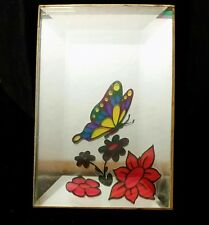 Vintage Butterfly Magnet