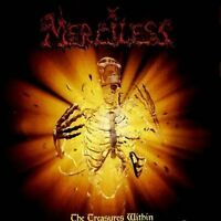 MERCILESS - THE TREASURES WITHIN USED - VERY GOOD CD