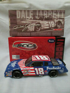 Dale Jarrett #18 FREEDLANDER 1987 Monte Carlo 1/24 Action Clear Window 1/492