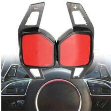Volante Cambio Shifter Pagaia Paddle Per AUDI A1 A3 A4 A5 A6 A7 A8 Q5 Q7 TT CM