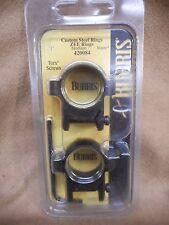 """Burris ZEE Rings Custom Steel Rings Medium 1"""" Matte 420084"""
