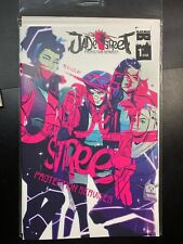 Jade Street Protection Service #1 1st Print 2016 Black Mask Comics NM Rex Lelay