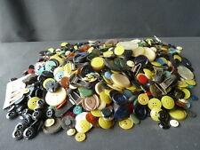 Lotto vecchio bottoni antica lavoro sarta merceria cucito french antico