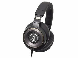 audio technica ATH-WS1100 Solid Bass Portable Headphones NEW from Japan