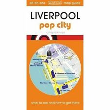 Liverpool Pop City: Map Guide of What to See and How to Get There by Quickmap...