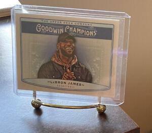 2019 Upper Deck Goodwin Champions #50 LeBron James Basketball