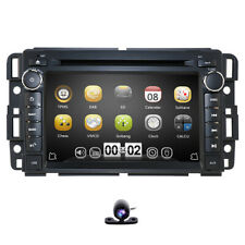 For GMC Sierra 1500 2500HD 3500HD Car Radio DVD Player GPS Navigation Stereo+CAM