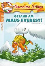 Gefahr am Maus Everest! von Geronimo Stilton