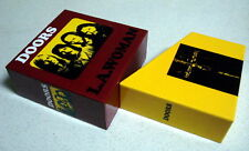 THE DOORS L.A. WOMAN PROMO EMPTY BOX for jewel case, mini lp cd