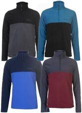 ✔ PIERRE CARDIN Herren Fleece Pullover Sweatshirt Reißverschluss Jumper Half Zip
