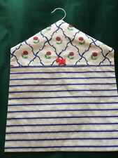 Vintage Laura Ashley Fabric - Peg Bag, Tania