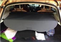 For Nissan Qashqai 2007-09 Car Rear Load Luggage Cargo Cover Parcel Shelf Black