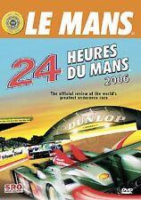 LE MANS 24 HOURS 2006 DVD. AUDI R10 TDI: BIELA, PIRRO, WERNER. 140 Mins. D4161