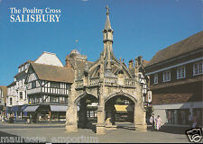 Wiltshire Postcard - The Poultry Cross, Salisbury  LC6294
