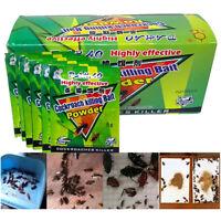 Cockroach Killing Bait Powder Health Environmental Home Supplies 50Packs