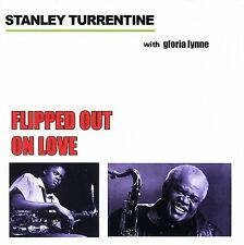 Flipped Out on Love by Stanley Turrentine - Jazz CD - Free Postage