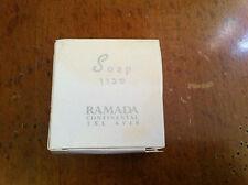 Ramada Continental Hotel Tel Aviv Israel Israeli Hebrew Vintage Soap Collector