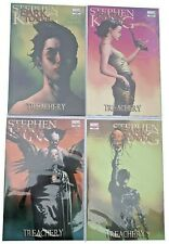 Marvel ~ The Dark Tower Treachery ~ Lot of 4 (1, 2, 3 & 5) ~ Stephen King