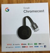 Google Chromecast 2nd Gen Digital HDMI Media Streaming Device (US 2018 Version)