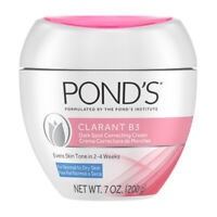 Pond's Clarant B3 Anti-Dark Spot Moisturizer Normal to Dry Skin 7 oz (Pack of 2)