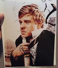 Robert Redford SIGNED Autograph  8x10 COA Young
