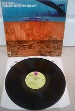Buck Owens And His Buckaroos – i Wouldn'T Live in New York City Vinile 30.5cm
