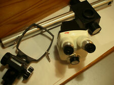 Leica Stereo Zoom 4 Binocular zoom range 0.7X-3.0X