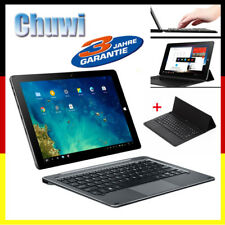 "4/64GB Win10+Android CHUWI Hi10 Plus 10.8"" Tablet PC Quadcore 1920*1280+Keyboard"