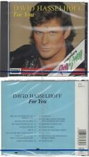 CD--NM-SEALED-DAVID HASSELHOFF -1991- -- FOR YOU