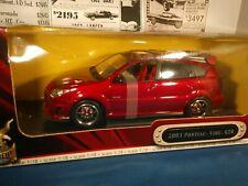 Road Signature 2003 Pontiac Vibe GTR 1:18 Scale Diecast Model Car