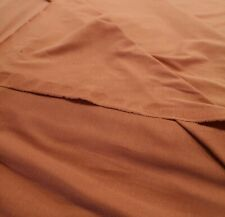 4m nude poly cotton fabric crafts