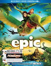 Blue Sky Epic New Blu-Ray + DVD + Digital HD 2-Disc