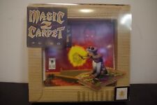 Magic Carpet 2: The Netherworlds (PC, 1995) Tested / Complete / Big Box