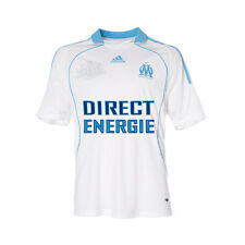 Maillot OM collector Olympique Marseille Dom. 08/09 ADIDAS -T: L  - réf : 314635