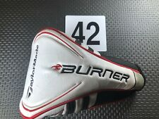 Taylormade Burner Super Fast Driver Head Cover! Super Nice! Fast Shipping!