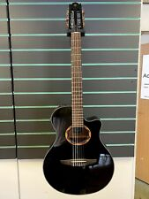 More details for yamaha ntx700 2009 black electro acoustic classical guitar