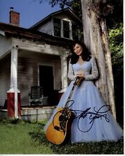 LORETTA LYNN Signed Autographed HURRICANE MILLS RANCH Photo