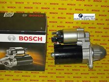 BMW Starter Motor - BOSCH - 0001107527 / SR0492N / 12417521116 - NEW OEM