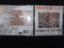 CD SHANGRI LAS / LEADER OF THE PACK /