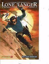 Lot Of 4 Comic Book Comics Lone Ranger, Marvel Adventures, Sonic, DC Kids BH50