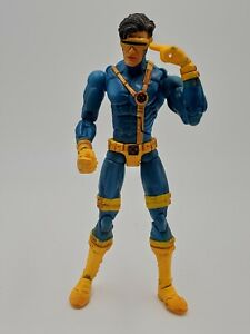 Marvel Legends CYCLOPS  X-Men Classics Jim Lee Action Figure Toy Biz 2003