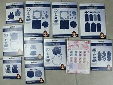 Tattered Lace Heavenly Hybrids Complete Collection - 10 die sets + USB