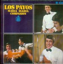 """7"""" Payos/Maria isabel (Spain)"""