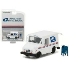 Greenlight 29888 USPS Long Life Postal Delivery Vehicle Diecast 1/64 Model Truck