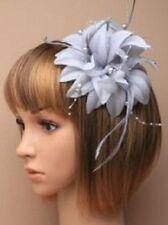 Feathers Clip Fascinators & Headpieces for Women