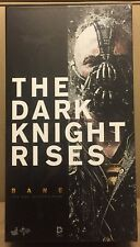 Hot Toys Batman Dark Knight Rises Bane 1/6 Scale Figure MIB MMS 183 w/ Shipper!