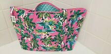 Vera Bradley MILLER BAG Tropical Paradise New Free Shipping