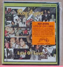 CD Roy Ayers - Lots of Love