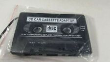 Car Audio Tape Mp3 Aux Stereo Music Cassette Adapter Retro Auto Tape Player
