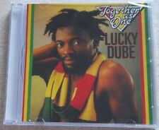LUCKY DUBE Together As One SOUTH AFRICA Cat# CDGMP 40171